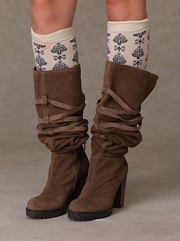 Aralia Tall Heeled Boot