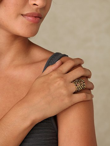 Chain Linked Ring