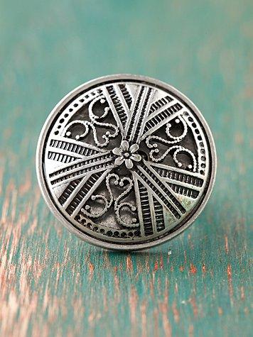 Grecian Circle Ring