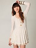 Victorian Loves Lace Dress