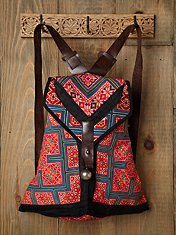 Yorika Hilltribe Backpack