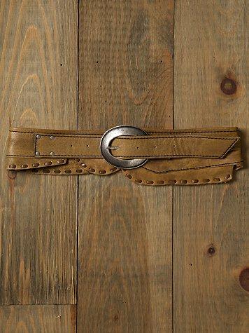 Rancher Leather Belt