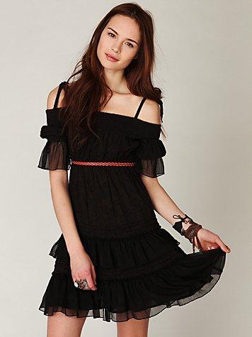 Summer Flora Dress