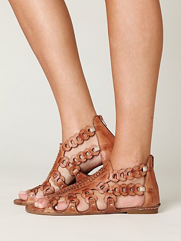Patras Linked Sandal