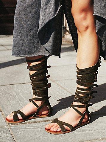 Romana Fest Gladiator Sandals