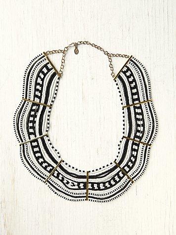 Maori Wave Necklace
