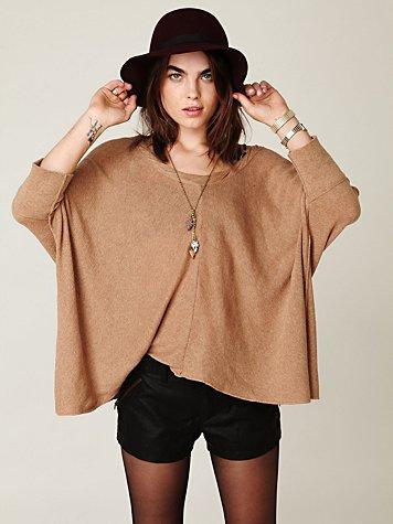 Boxy Oversized Sweater
