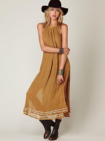 Margarita Halter Dress