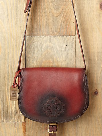 Tonya Saddle Bag