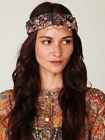 Tadefi Embellished Turban