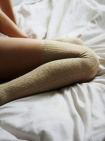 Vintage Sweater Tall Sock