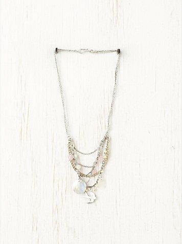 Sparrow Convertible Necklace