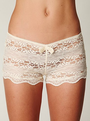 Linear Lace Bloomer