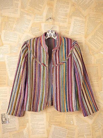 Vintage Rainbow Jacket