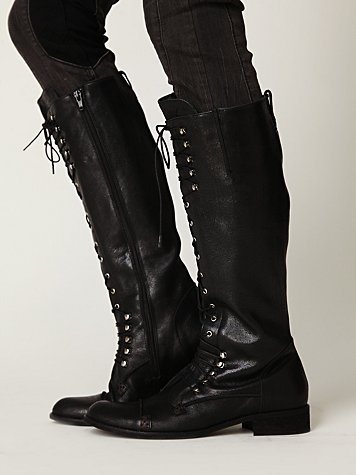 Registry Lace Boot