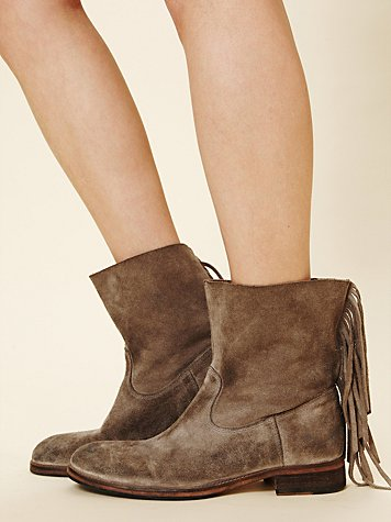 HTC Sienna Fringe Boot