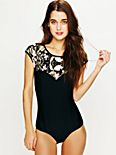 Floral Bomb One Piece