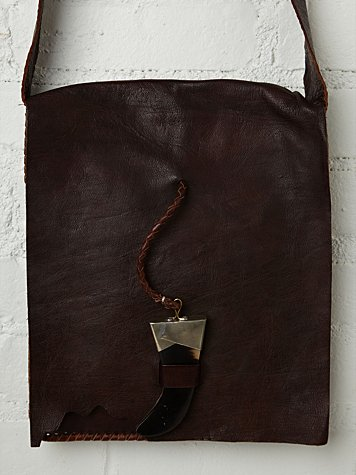 Marrakesh Horn Satchel