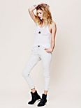 Mademoiselle Slim Tapered Jean