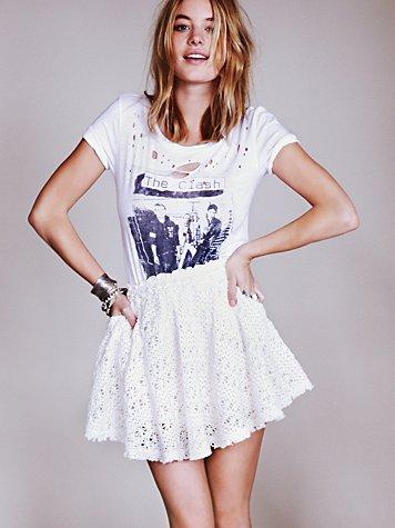 Circle Town Skirt