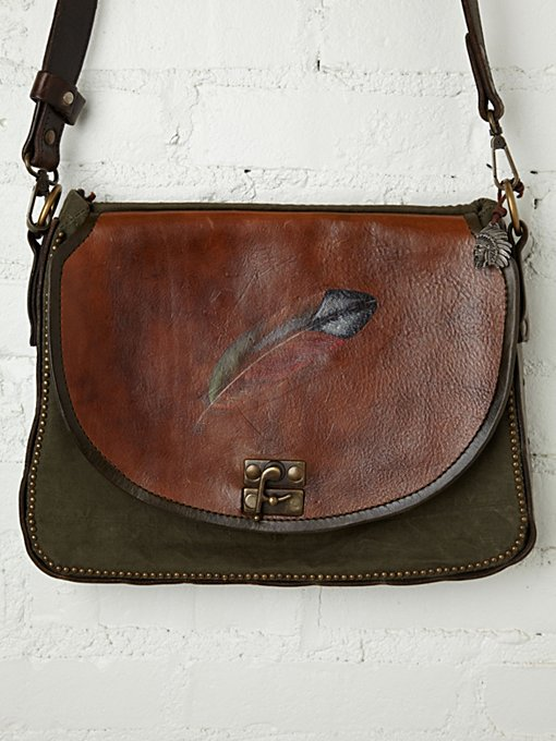 Magical Feather Bag