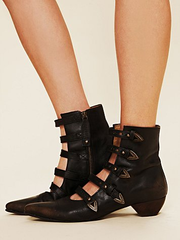 Colette Buckle Boot