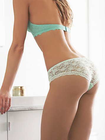 Intimately Free People Lacey Basic Undie