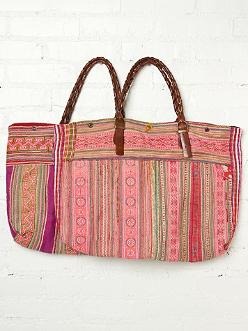 Lily Faded Tote
