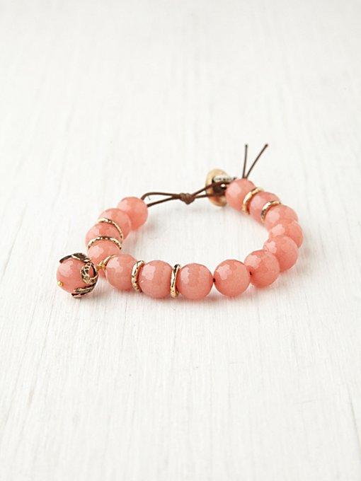 Bead & Charm Bracelet
