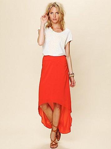 Pretty Hearts Skirt