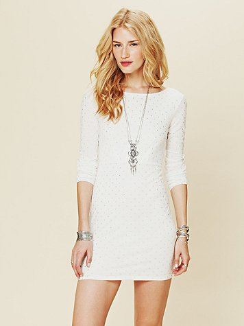 Moonshine Long Sleeve Dress
