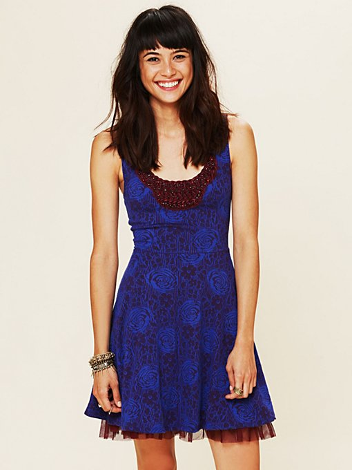 Rock Princess Fit and Flare Dress