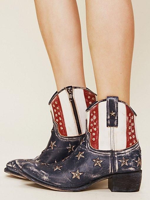 Hanshaw Stud Boot