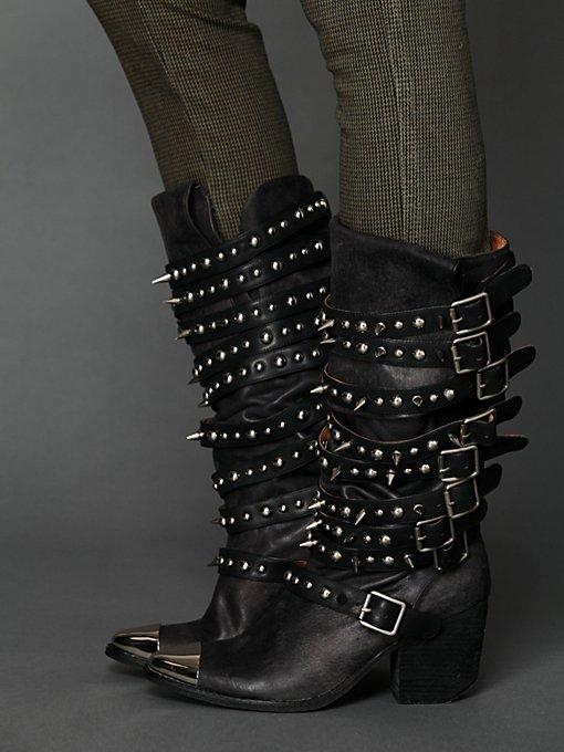 Kravitz Stud Boot