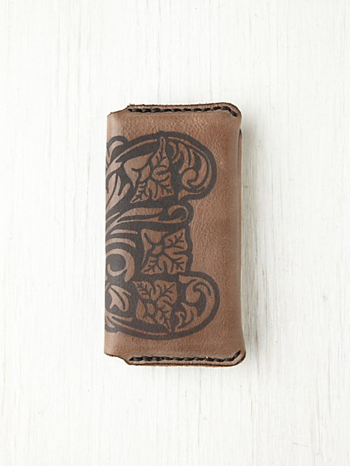Tattoo iPhone 4/4S Wallet