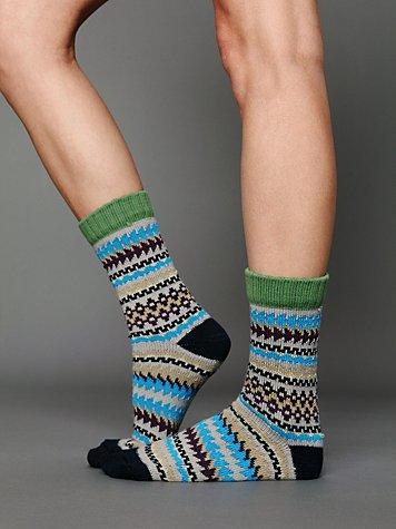 Fireside Boot Sock