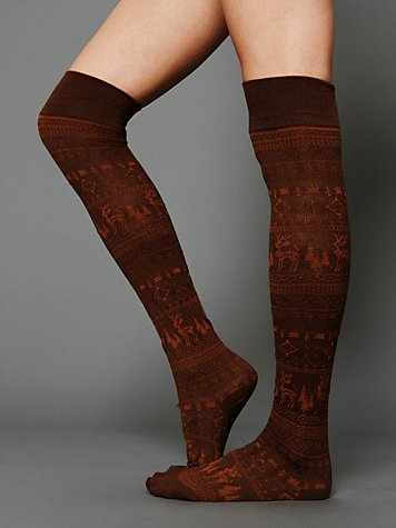 Woodland Soft Sock