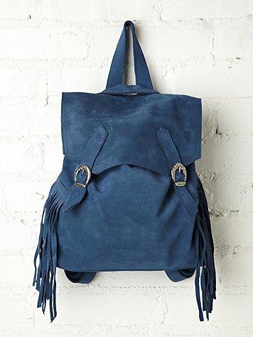 Johannesburg Fringe Backpack