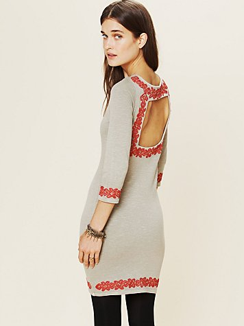 Dream of Egypt Mini Dress