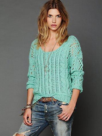 Fluff Sweater