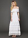 Looks Like An Angel Maxi Dress