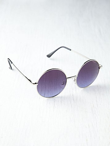 Metal Round Glasses