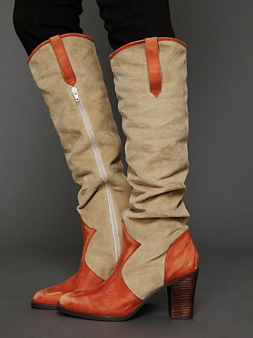Maven Tall Boot