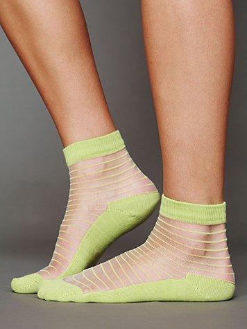 Sharla Stripe Sock