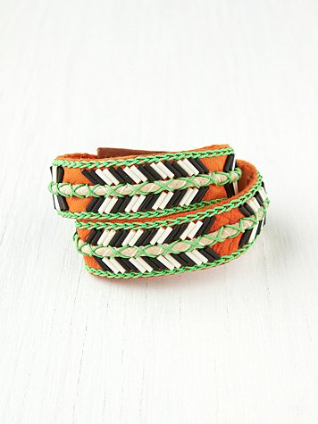 Masumi Wrap Bracelet