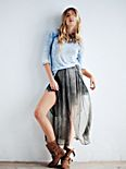 FP New Romantics Oldie But A Goodie Skirt