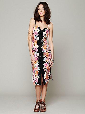 Vivian Buttondown Maxi Dress