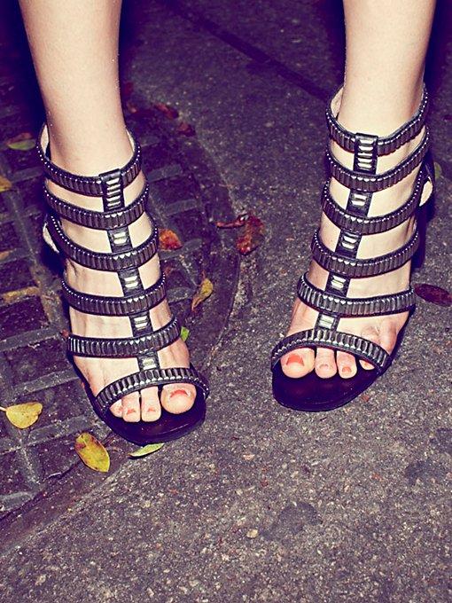 Harper Metal Heel
