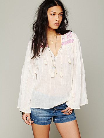 FP ONE Florestra Peasant Top