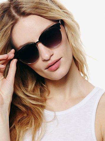 Mascara Sunglasses
